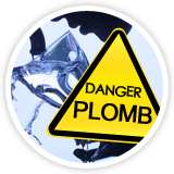 danger saturnisme plomb