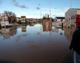 Inondation de la zone de la Palud à Frejus en Novembre 2011 - Source PATRICK CLEMENTE