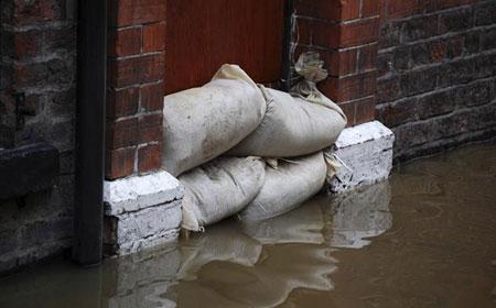 Protection Inondation Sacs Panneaux Barrières Quelle