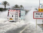 Inondations Palavas