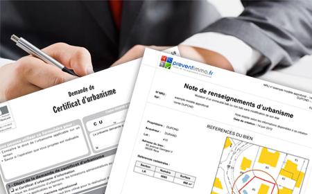 Modele certificat urbanisme informatif document online for Certificat d urbanisme positif