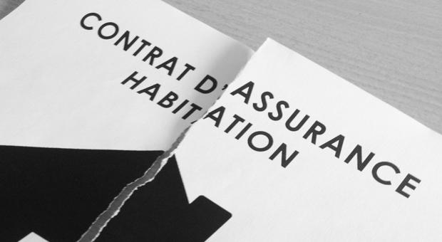 Resilitation contrat d'assurance habitation