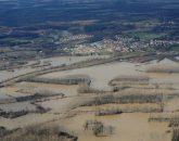 Inondations dans les Landes