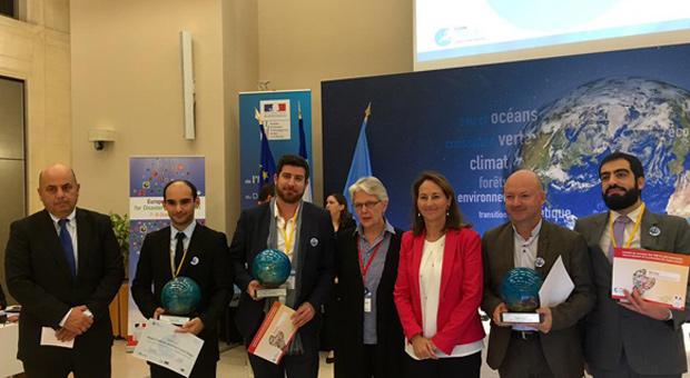 Kinaxia lauréat du prix Cémerin