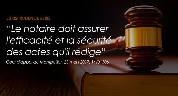 Jurisprudence : un ESRIS de mauvaise qualité ou une erreur ...
